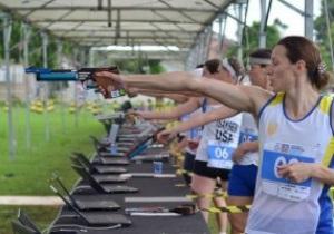 Украинцы выиграли серебро на этапе Кубка мира по современному пятиборью