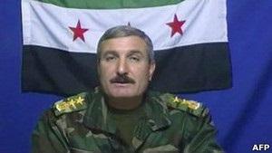Командувач сирійських повстанців тяжко поранений