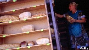Попов заявив про нормальне постачання хлібу до магазинів Києва