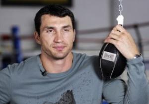 Сегодня Владимиру Кличко исполнилось 37 лет