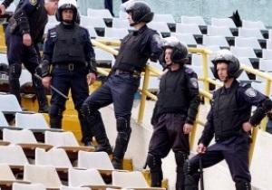 Матч збірних України та Молдови побачать півтори тисячі міліціонерів