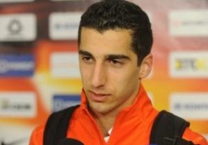 Президент Федерації футболу Вірменії: Мхітарян пожартував про свій відхід з Шахтаря