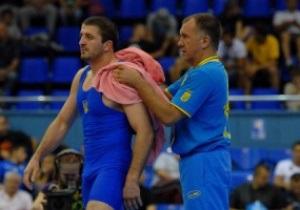 Украинские борцы завоевали еще три бронзы на чемпионате Европы