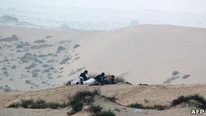 У Єгипті викрали двох іноземних туристів
