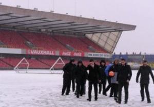 Отброчный матч ЧМ-2014 Северная Ирландия – Россия отменен