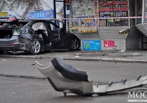 Аварія у Дніпропетровську - новини Дніпропетровська - У Дніпропетровську поховали жертв резонансної ДТП