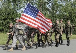 США - військова база - стрілянина