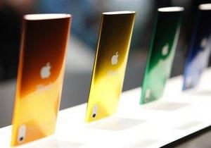 Apple захистить свої гаджети від пошкоджень під час падіння