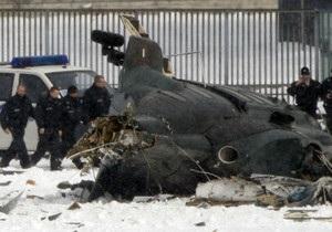 У центрі Берліну зіткнулися два вертольоти