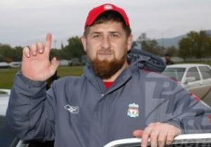 Кадыров попросит президента Терека пропустить игру против Зенита