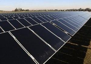 Крупнейший в КНР производитель солнечных батарей обанкротился