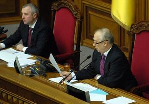 Рада - вибори мера Києва - Верховна Рада почала розглядати питання виборів мера Києва