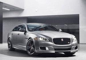 Розкішні автомобілі - Jaguar - Флагманський седан Jaguar отримав 550-сильний мотор