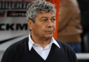 Луческу подпишет с Шахтером новый контракт - СМИ