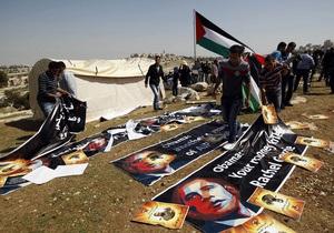 Палестина - Ізраїль - Сьогодні Барак Обама вперше відвідає Палестину