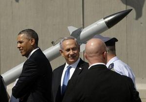 Барак Обама - візит - Ізраїль - лімузин