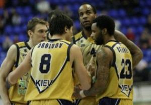 Киевский Будивельник сыграет первый полуфинальный матч Еврокубка