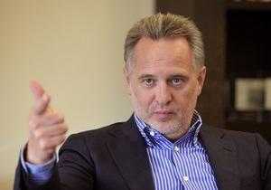 Компанія Фірташа - Ostchem планує постачати паливо промпідприємствам