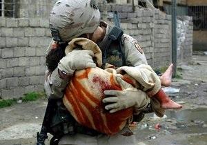 Ірак - війна - жертви - збитки