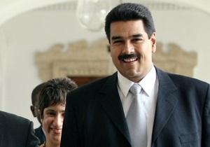 Венесуела - опитування - президент