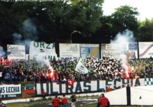 Польща - футбольні фанати - ДТП