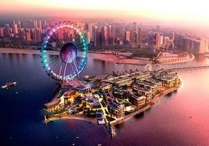 Dubai Eye. В ОАЕ побудують найвище колесо огляду в світі