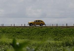 Витрата палива автомобілів у США знизилася у 2012 році рекордними темпами за 37 років