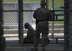 Гуантанамо - голодування - ув язнені