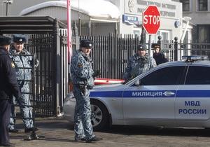 У Росії в результаті зіткнення двох поліцейських автомобілів постраждали п ять людей