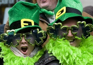 У Дубліні й Нью-Йорку відбулися паради на честь Дня Святого Патріка