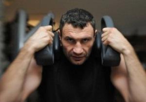 Виталий Кличко: Я не самый молодой спортсмен в боксе