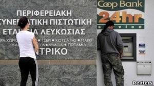Парламент Кіпру відклав обговорення податку на депозити