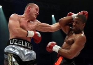 Украинец Узелков в Киеве не защитил свой чемпионский титул