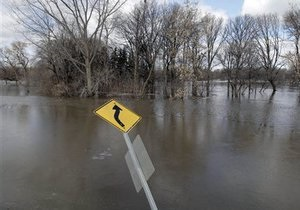 Вже цими вихідними на річках Волинської області очікується підвищення рівня води