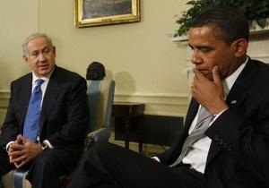 Обама - Ізраїль - Іран