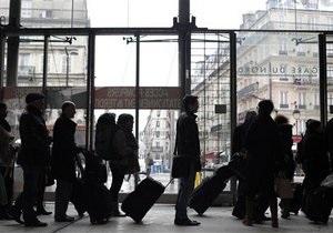 Європейський суд заборонив виправдовувати затримки поїздів поганою погодою