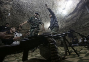Новини Сирії - Сирійська опозиція контролює дві третини країни - ізраїльська розвідка