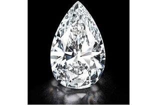 Один из наиболее совершенных бриллиантов в истории выставлен на аукцион