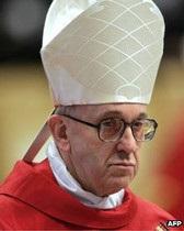 ВВС: Франциск І. Перший понтифік-латиноамериканець