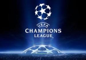 Стали известны все участники четвертьфиналов Лиги Чемпионов