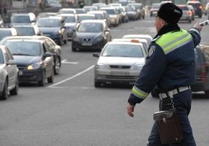 новини Луганська - У Луганську водій Лексуса побив інспектора ДАІ