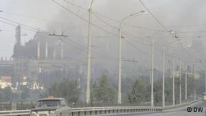 Українські екологи домагаються встановлення європейських норм чистоти повітря