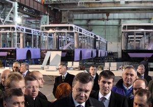 ЛАЗ - Немецкие журналисты выяснили суть конфликта на заводе