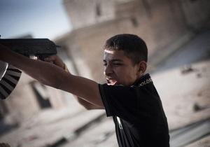 Війна в Сирії - Великобританія - ООН дорікнула Лондона в бажанні допомогти сирійській опозиції