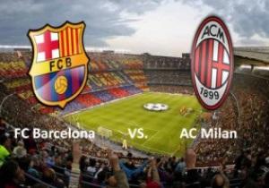 Барселона - Милан - 4-0, текстовая трансляция ответного матча 1/8 финала Лиги Чемпионов