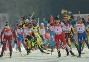 Украина хочет принять чемпионат мира по биатлону