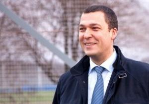 Бывший замминистра стал первым вице-президентом Металлиста