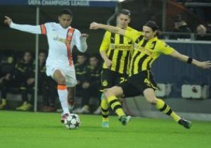 Украинские клубы в еврокубках заработали 33,7 миллионов евро