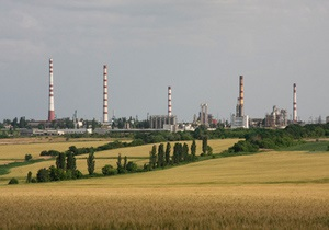 Новейший украинский НПЗ стал убыточным