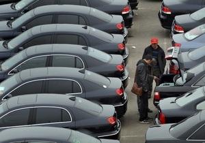 Нелегальне ввезення авто - Шахраї повернулися до старої схеми нелегального ввезення престижних авто